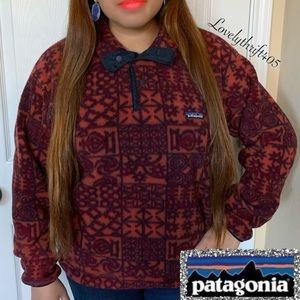 Patagonia Vintage Fleece Size Medium